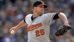 Bud Norris - One Year $2.5 Million